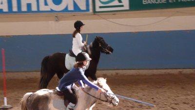 concour de pony games a l'étrier charentais