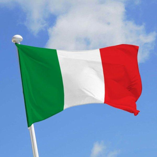 Io sono Italiano e fiéro.
