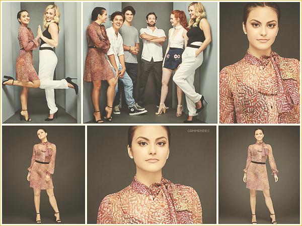 .  ▬ Découvrez des photos de Camila et ses co-stars de Riverdale • Entertainment Weekly