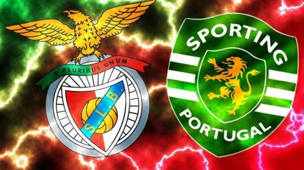 Benfica - Sporting dimanche soir à 20h (FR) sur Benfica TV !