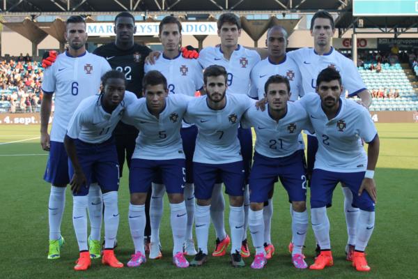 -21 ans : Norvège 1-2 Portugal : La formidable série continue !