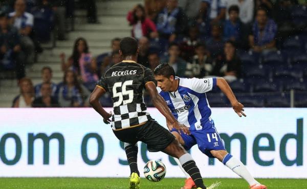 Primeira Liga (Championnat Portugais) 2014-2015 - 5ème journée