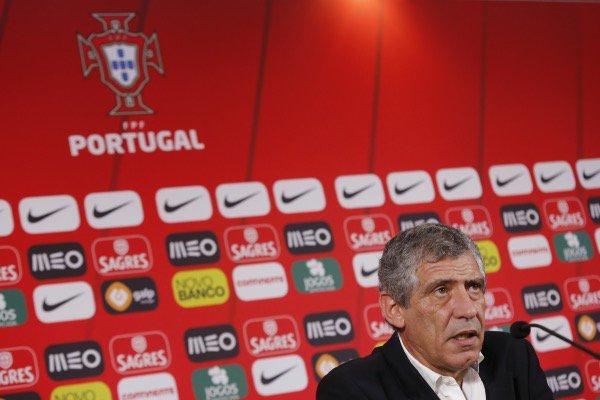 Selecção : La première liste de Fernando Santos avec pas mal de changements !