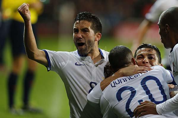 Qualifications Euro 2016 : Danemark 0-1 Portugal : Cristiano Ronaldo encore et toujours le sauveur du Portugal !
