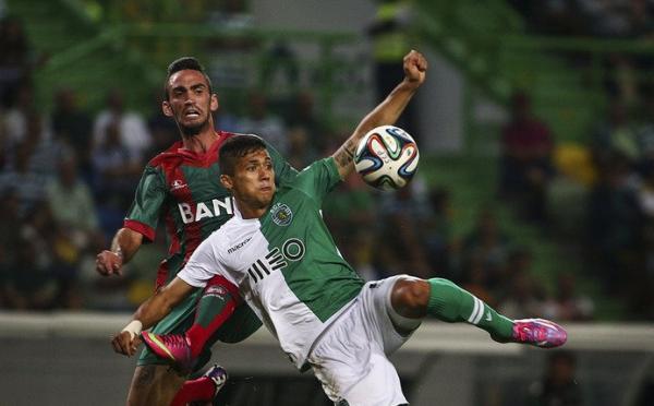 Primeira Liga (Championnat Portugais) 2014-2015 - 8ème journée