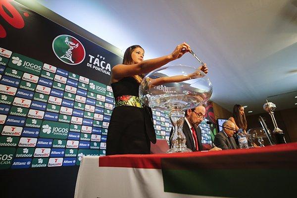 Coupe du Portugal : Tirage au sort des 16ème de finale !