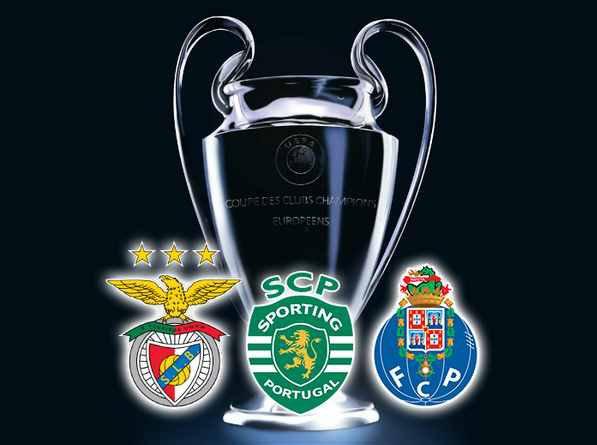 Triplé du Portugal en Ligue des Champions !