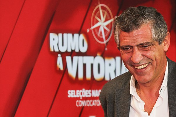 Selecção : La liste de Fernando Santos pour les matchs face à l'Arménie (qualifications) et l'Argentine (amical) !