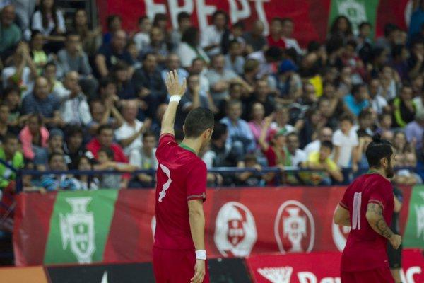 Selecção (Futsal) : 2 victoires en 2 matchs contre la Géorgie !