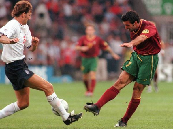 UEFA : 5 Portugais nominés pour le meilleur but des 60 dernières années !