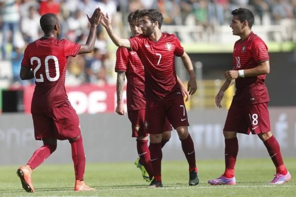 -21 ans : Portugal 3-1 Azerbaïdjan : 100% !