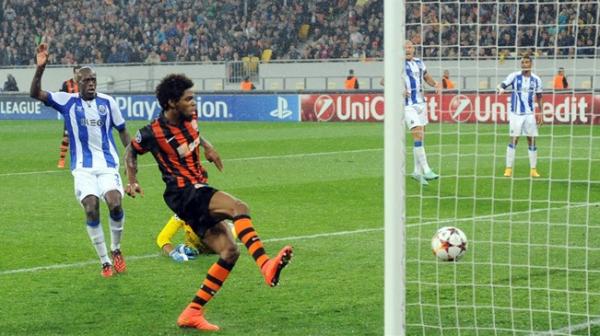 Ligue des Champions : Shakhtar Donetsk 2-2 FC Porto : Un come-back miraculeux !
