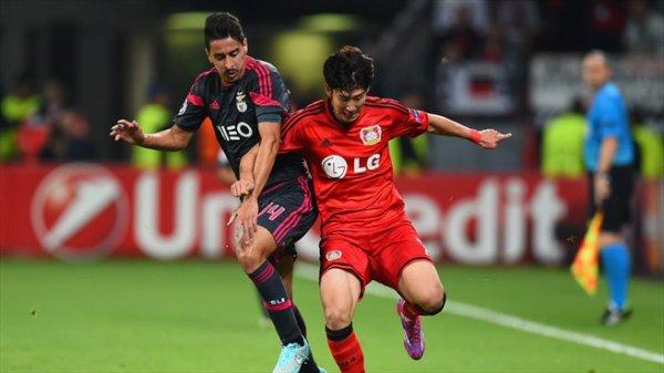 Ligue des Champions : Leverkusen 3-1 Benfica : Le cauchemar continue...