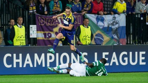 Ligue des Champions : Maribor 1-1 Sporting : Un gâchis...