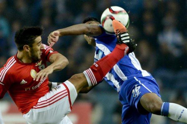 FC Porto 0-2 Benfica : Le SLB assome le championnat !