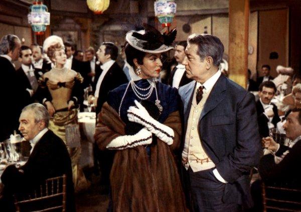 1954 De Jean Renoir French Cancan Ou L Histoire Du Moulin Rouge Et De La Celebre