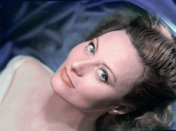 Michèle MORGAN, née le 29 Février 1920
