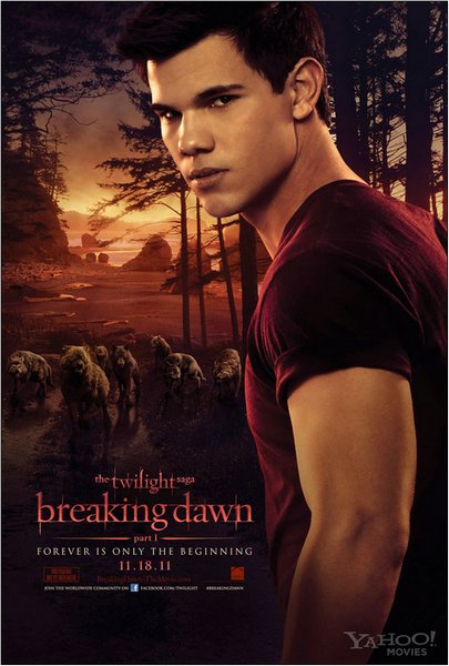 Breaking Dawn Part 1 - Teaser Poster