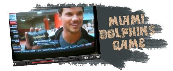 12 Septembre - Miami Dolphins Game