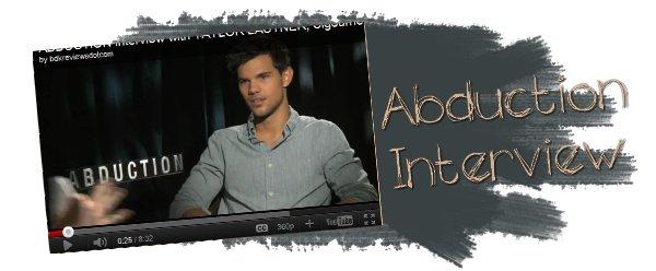 TV Show + Abduction Interview