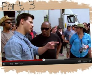 Abduction - Behind the Scenes