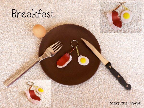 Model n° 15 : Breakfast.