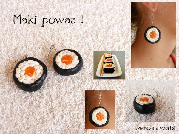 Model n° 17: Maki powaa !
