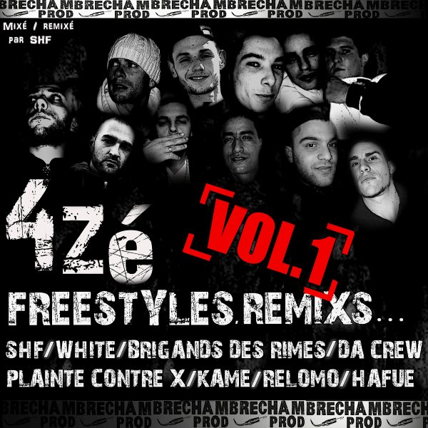 4Zé / Rioma,Red-one_freestyle 4Zé (2011)