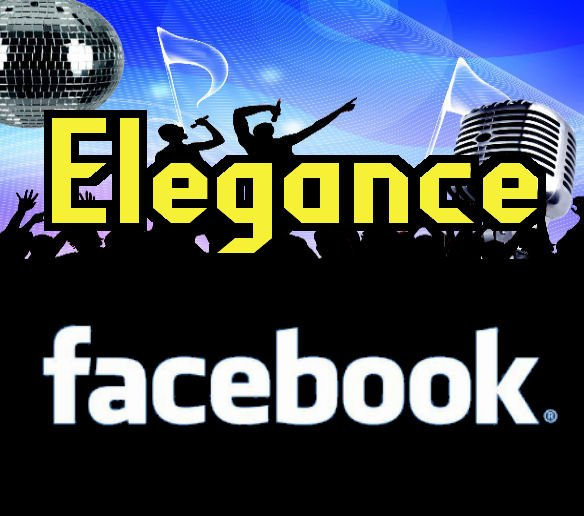 elegance c'est aussi la page Facebook !