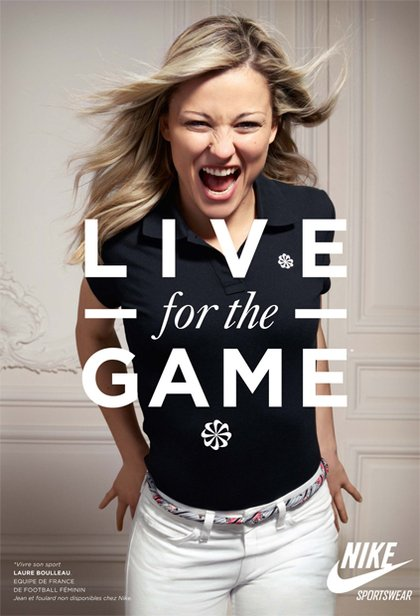 """Live For The Game"""