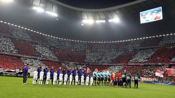 Ce soir le FC Bayern va mettre fin au règne du Barça de la Champion's League