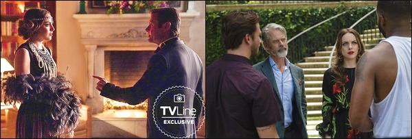 • Découvrez les stills du premier épisode de la série « Dynasty » pour la deuxième saison !