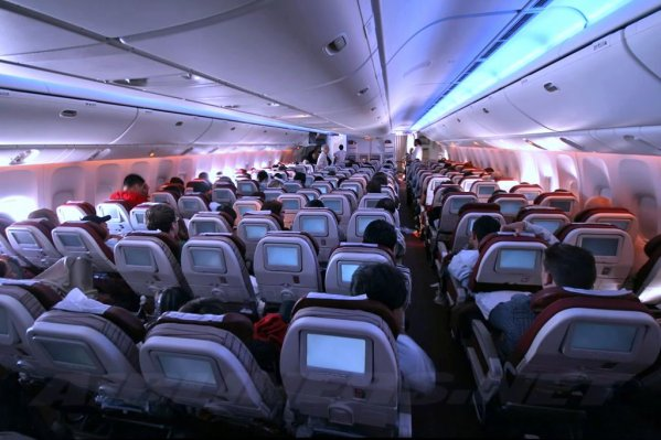 O interior do 777 300 er da tam pt mua my airbus a for Interieur 777 300
