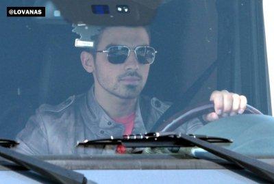 03/06/11:Joe prend un café au Ventura (L.A)