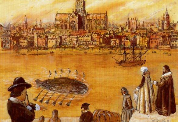 II / Histoire des sous-marins :