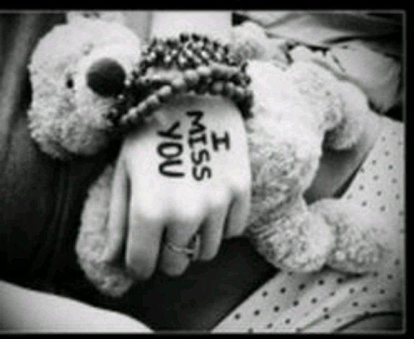Tu me manque...#S