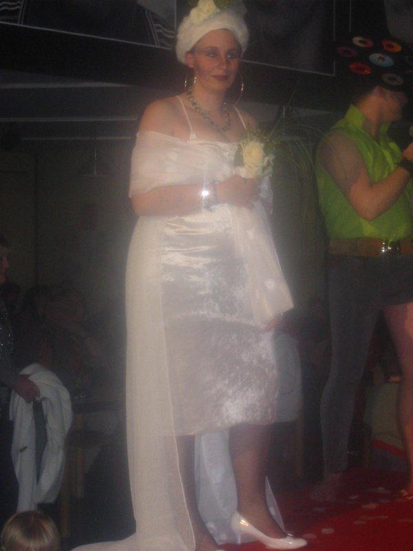 la robe de mariage