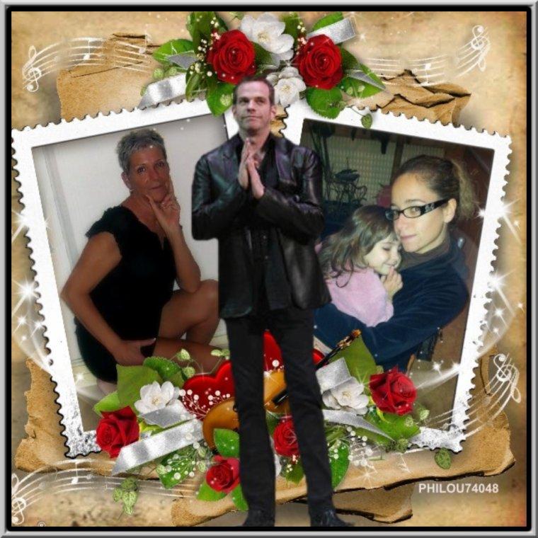 POUR TOI MA PUCE CHERIE PETITS KDOS JE T AIME TRES FORT KISSSS PHIL !!!!!!!!!!! MERCI MON PHILOU POUR CES SUBLIMES CREATIONS GROS BISOUS NONO BICHEDU54