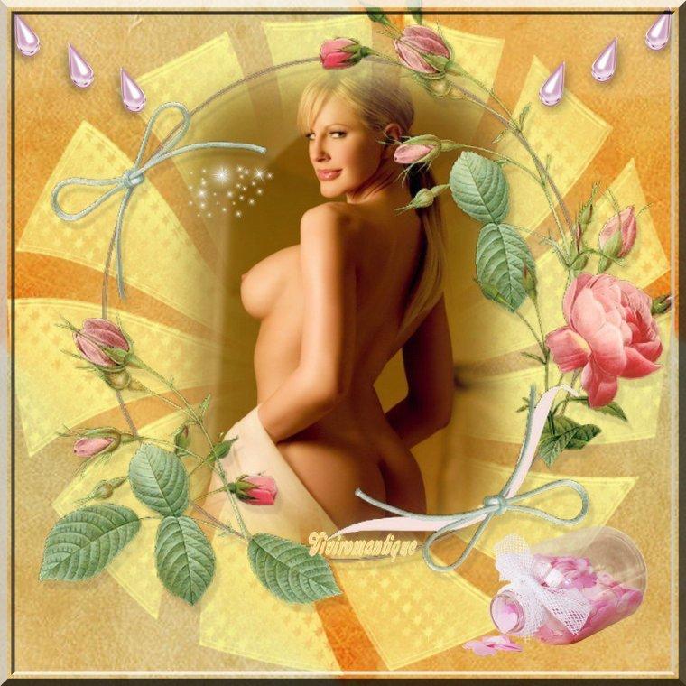 C EST AVEC CES SUPERBES CREATIONS DE MON AMIE ROMANTIQUEMOI QUE JE VOUS SOUHAITE UNE EXCELLENTE JOURNEE MERCI MA VIVI GROS BISOUS BICHEDU54