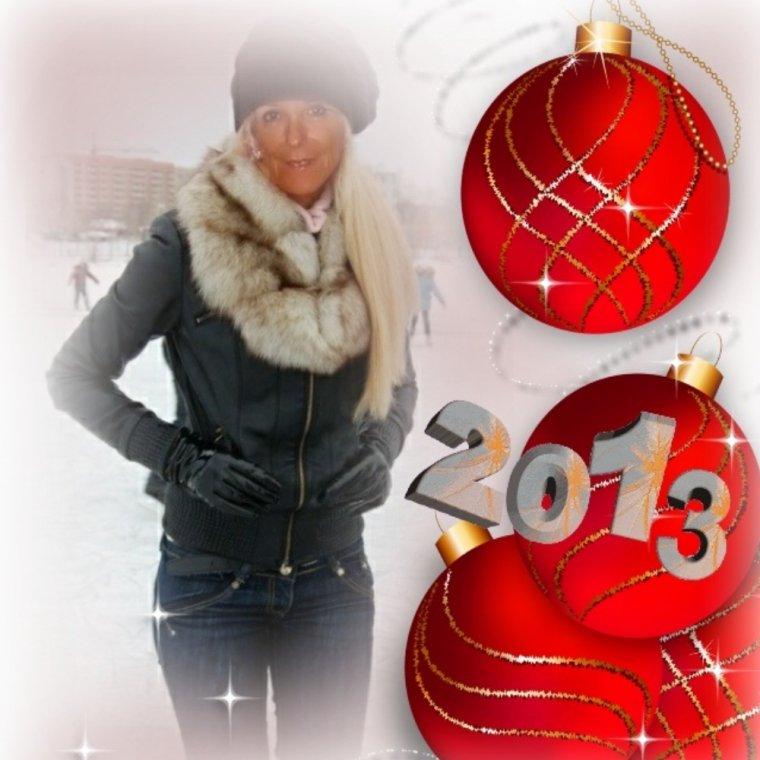 BONNE ANNEE 2013 A TOUT MES AMI(ES) GROS BISOUS BICHEDU54