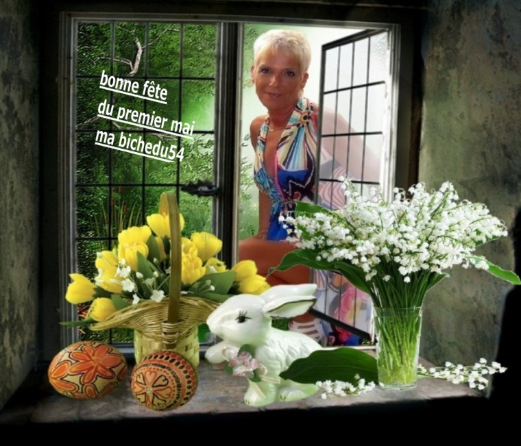MERCI MA DOUCE ANNIE POUR TES MERVEILLEUSES CREATIONS GROS GROS BISOUS BICHEDU54