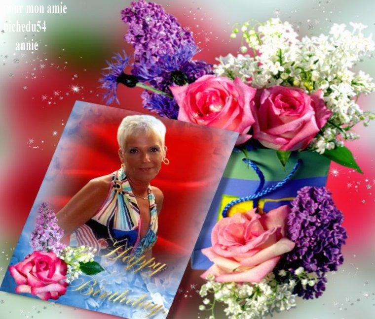 KDOS POUR MON AMIE BICHEDU54 !!!!!!! MERCI POUR TES MERVEILLEUSES CREATIONS PLEINS DE GROS BISOUS BICHEDU54