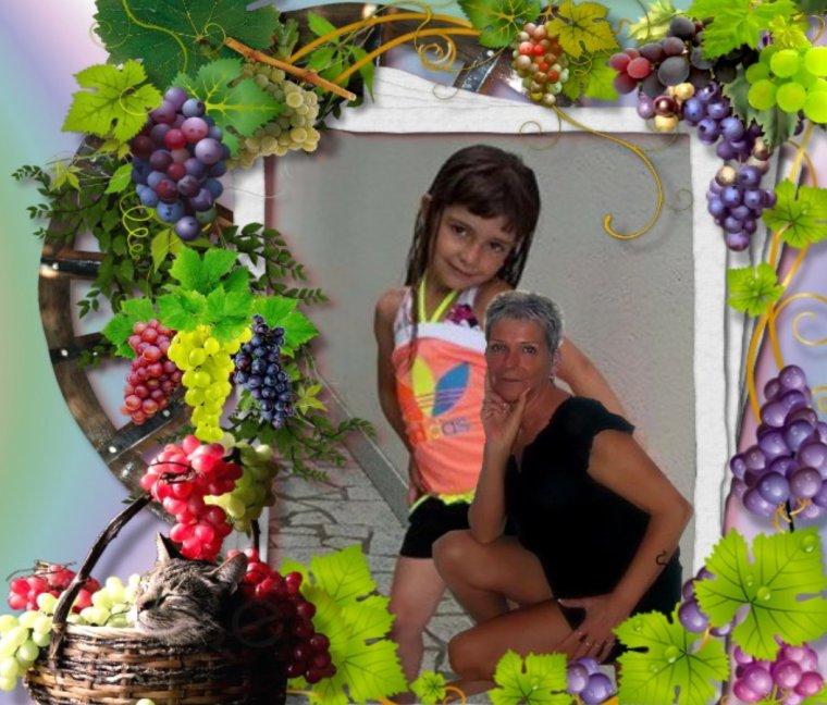 MA TITE PRINCESSE BLOUMA RENTRE DU PORTUGUAL SAMEDI ENFIN LE MOIS D AOUT NA JAMAIS ETE SI LONG SANS ELLE JE T AIME TRES FORT MON ANGE TA MAMY NONO BICHEDU54