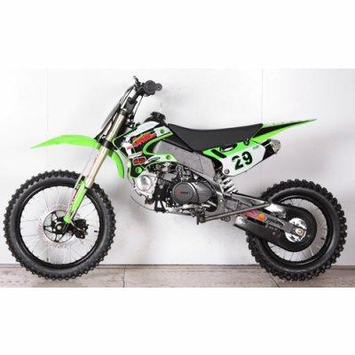 Dirt bike ACB29 150cc liquide Roues 17/14 pouces