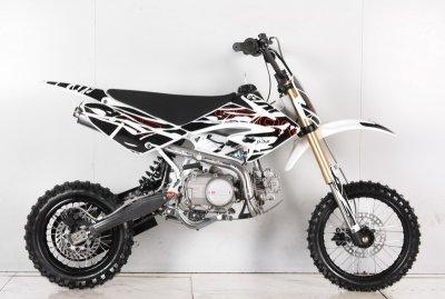 Dirt bike CRF37 125cc Roues 14/12 pouces