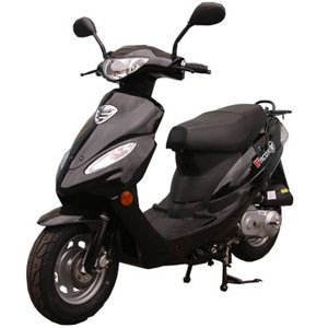 Scooter 50cc 4 temps E5 N