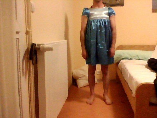 voila la robe de princesse