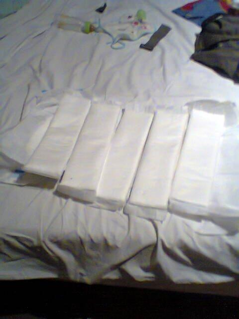 voila ma couche avec 5 couche droite