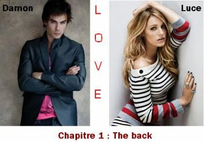 Chapitre 1 - The back