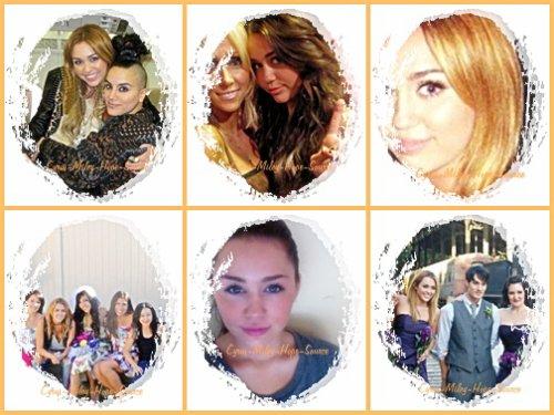 Quelques photos personnels de Miley